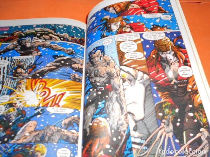 Cómics: Barry Windsor-Smith: Un artista inglés en Marvel Forum Planeta deAgostini 2000. Buen estado. - Foto 7 - 114349903