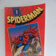 Cómics: SPIDERMAN SERIE ROJA MARVEL. DE PLANETA DE AGOSTINI 2002. Nº1 ,2,3,4,5 Y 6. Lote 114486983