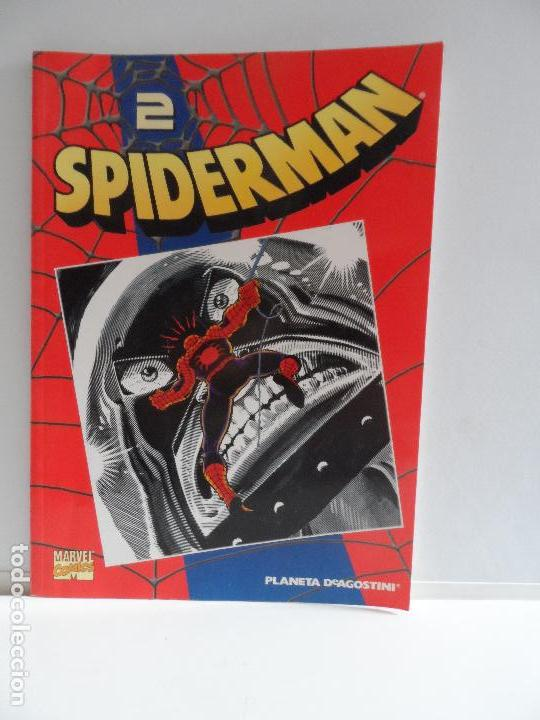 Cómics: Spiderman Serie roja Marvel. de Planeta de Agostini 2002. nº1 ,2,3,4,5 y 6 - Foto 2 - 114486983