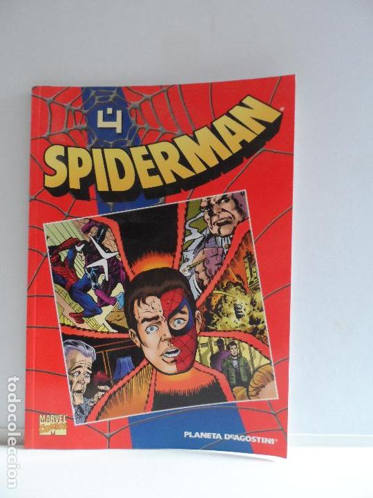 Cómics: Spiderman Serie roja Marvel. de Planeta de Agostini 2002. nº1 ,2,3,4,5 y 6 - Foto 3 - 114486983