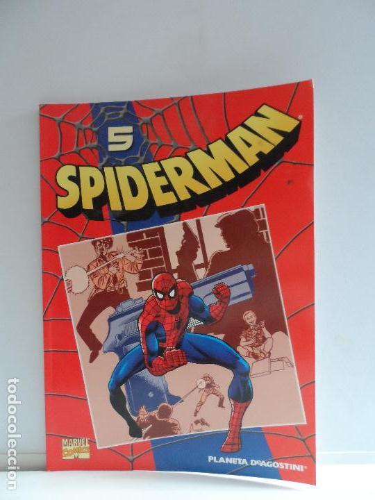 Cómics: Spiderman Serie roja Marvel. de Planeta de Agostini 2002. nº1 ,2,3,4,5 y 6 - Foto 4 - 114486983