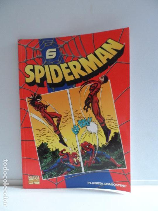 Cómics: Spiderman Serie roja Marvel. de Planeta de Agostini 2002. nº1 ,2,3,4,5 y 6 - Foto 5 - 114486983