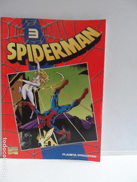 Cómics: Spiderman Serie roja Marvel. de Planeta de Agostini 2002. nº1 ,2,3,4,5 y 6 - Foto 6 - 114486983