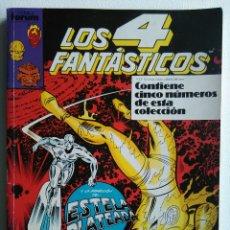 Cómics: LOS 4 FANTASTICOS. Lote 114574820