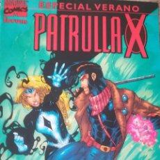 Cómics: PATRULLA X EPECIAL VERANO EL REGRESO DE ESTRELLA OSCURA. Lote 114579719
