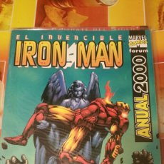 Cómics: EL INVENCIBLE IRON MAN ANUAL 2000. Lote 114582426