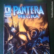 Cómics: PANTERA NEGRA 7 FORUM. Lote 114607931