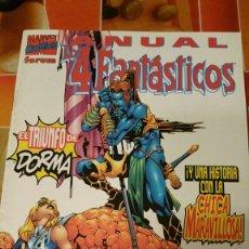 Cómics: LOS 4 FANTASTICOS ANUAL 2001. Lote 114681806