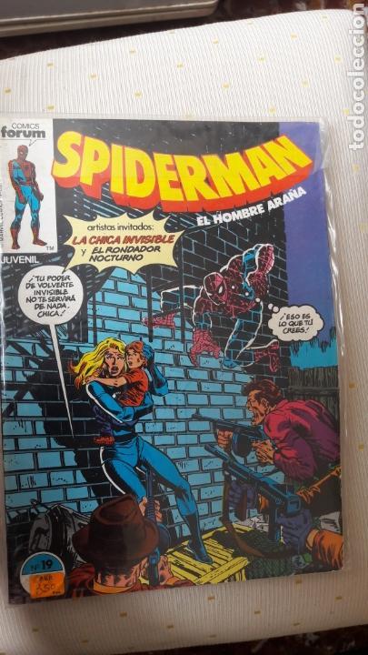 SPIDERMAN FORUM 19 (Tebeos y Comics - Forum - Spiderman)