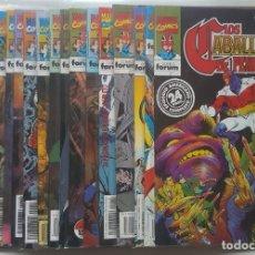 Cómics: LOS CABALLEROS DE PENDRAGON #1-18 (FORUM, 1992) -COMPLETA-. Lote 114746711
