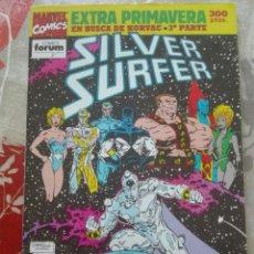 Cómics: SILVER SURFER EXTRA PRIMAVERA 1992 FORUM. EN BUSCA DE KORVAC 3ª PARTE. Lote 114792359