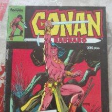 Cómics: CONAN EL BARBARO. ESPECIAL PRIMAVERA 1987. FORUM. Lote 114792736
