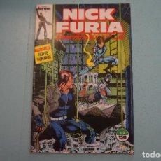 Cómics: CÓMIC DE NICK FURIA CONTRA S.H.I.E.L.D. AÑO 1989 Nº 2 CÓMICS FORUM LOTE 7 E. Lote 114810523