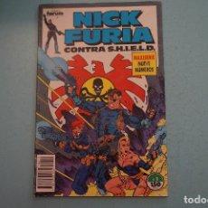 Cómics: CÓMIC DE NICK FURIA CONTRA S.H.I.E.L.D. AÑO 1989 Nº 1 CÓMICS FORUM LOTE 7 E. Lote 114810595