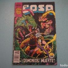 Cómics: CÓMIC DE LA COSA AÑO 1989 Nº 9 CÓMICS FORUM LOTE 8 E. Lote 114817055