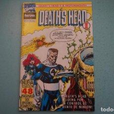 Cómics: CÓMIC DE DEATH´S HEAD AÑO 1992 Nº 2 CÓMICS FORUM LOTE 8 E. Lote 114818271