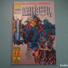 Cómics: CÓMIC DE DEATH´S HEAD AÑO 1992 Nº 1 CÓMICS FORUM LOTE 8 E. Lote 114818315