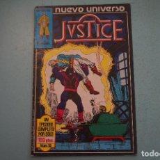 Cómics: CÓMIC DE JVSTICE AÑO 1987 Nº 10 CÓMICS FORUM LOTE 7 E. Lote 114818423