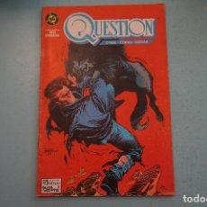 Cómics: CÓMIC DE QUESTION AÑO 1987 Nº 7 CÓMICS FORUM LOTE 8 E. Lote 114819251
