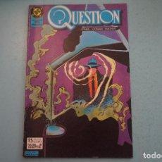 Cómics: CÓMIC DE QUESTION AÑO 1987 Nº 6 CÓMICS FORUM LOTE 8 E. Lote 114819275