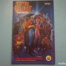 Cómics: CÓMIC DE TOTAL ECLIPSE AÑO 1988 Nº 1 CÓMICS FORUM LOTE 8 E. Lote 114820027