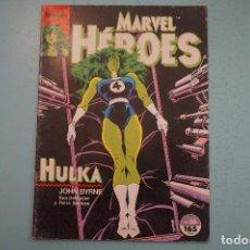 Cómics: CÓMIC DE HULKA EN MARVEL HÉROES AÑO 1990 Nº 38 CÓMICS FORUM LOTE 7 E. Lote 114821251