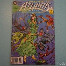 Cómics: CÓMIC DE ATLANTIS AÑO 1990 Nº 3 CÓMICS FORUM LOTE 7 E. Lote 114825839