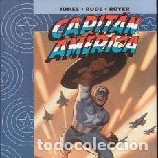 Cómics: CAPITAN AMERICA TOMO EL PRECIO DE LA GLORIA. Lote 114850631