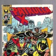 Cómics: PATRULLA X. CONTIENE 5 NUMEROS. Nº 1 AL 5. COMIC FORUM. LEER. Lote 114865347