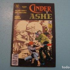 Cómics: CÓMIC DE CINDER Y ASHE AÑO 1988 Nº 1 CÓMICS FORUM LOTE 6 E. Lote 197638778