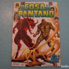 Cómics: CÓMIC DE LA COSA DEL PANTANO AÑO 1982 Nº 4 CÓMICS FORUM LOTE 6 E. Lote 114959915