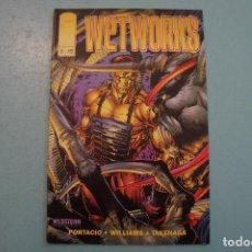 Cómics: CÓMIC DE WETWORKS AÑO 1995 Nº 1 CÓMICS FORUM LOTE 6 E. Lote 114960171