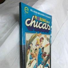 Cómics: PROBLEMAS CON LAS CHICAS - WILL JACOBS - BRET BLEVINS - AL WILLIAMSON - NUEVO SIN ABRIR. Lote 114974063