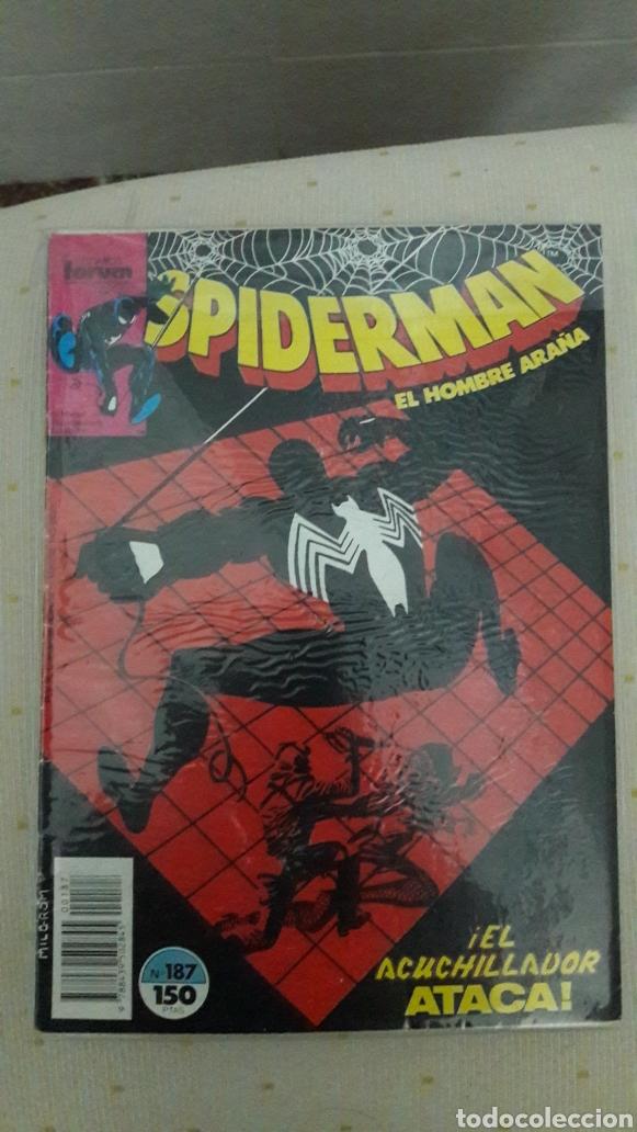 SPIDERMAN FORUM 187 (Tebeos y Comics - Forum - Spiderman)