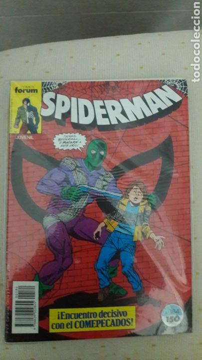 SPIDERMAN FORUM 184 (Tebeos y Comics - Forum - Spiderman)