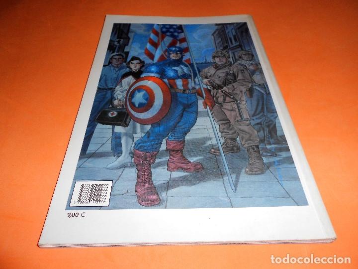 Cómics: Capitán América: Rojo, blanco y azul. Varios autores. Buen estado. - Foto 3 - 85730024