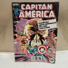 Cómics: ANTIGUO TEBEO CAPITAN AMERICA FORUM AÑO 1987 CONTIENE 5 NUMERO VER FOTOS. Lote 115075383