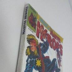 Cómics: LONGSHOT EN MARVEL HEROES RETAPADO NUMEROS 16-17-18-19-20. Lote 115130199