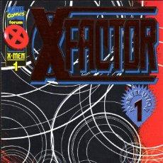 Cómics: X-FACTOR VOL II 1 AL 39 COMPLETA. Lote 115136283