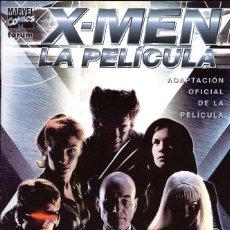 Cómics: X-MEN: LA PELÍCULA; X-MEN: ORÍGENES; X-MEN 2; X-MEN 2: PRECUELAS (LOBEZNO Y RONDADOR NOCTURNO). Lote 115140391