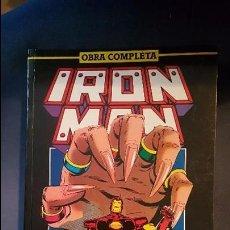 Cómics: IRON MAN VOL.2 (OBRA COMPLETA 15 NÚMEROS) (RETAPADO). Lote 115164835