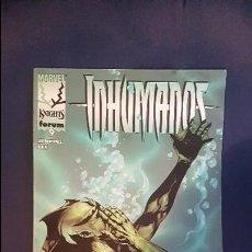 Comics: INHUMANOS VOL.1 Nº9 - FORUM. Lote 115165247