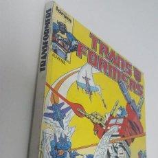 Cómics: TRANSFORMERS RETAPADO NUMEROS 36-37-38-39-40. Lote 115170123