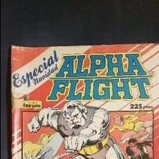 Cómics - ALPHA FLIGHT: ESPECIAL NAVIDAD - FORUM - 115171403