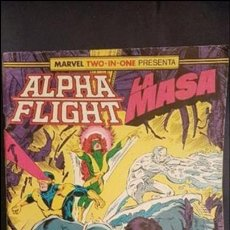 Cómics - ALPHA FLIGHT VOL.1 Nº53 - FORUM - 115173163