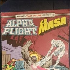 Cómics - ALPHA FLIGHT VOL.1 Nº52 - FORUM - 115173323