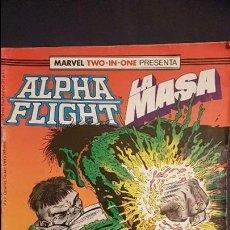 Cómics: ALPHA FLIGHT VOL.1 Nº51 - FORUM. Lote 115173571