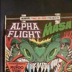 Cómics: ALPHA FLIGHT VOL.1 Nº50 - (RETAPADO) FORUM. Lote 115174323