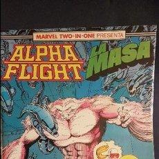Cómics: ALPHA FLIGHT VOL.1 Nº48 - (RETAPADO) FORUM. Lote 115174631