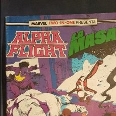 Cómics: ALPHA FLIGHT VOL.1 Nº47 - FORUM. Lote 115174879